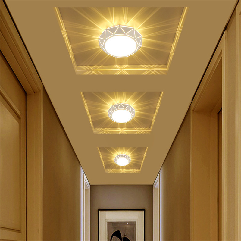 Jinko Led 5w Integrated Ceiling Lamp Bedroom Kitchen