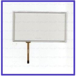 ZhiYuSun dla Pioneer AVIC F940BT to jest kompatybilny z ekranem dotykowym dla PIONEER nowe szkło dla dotykowy GPS w Ekrany LCD i panele do tabletów od Komputer i biuro na
