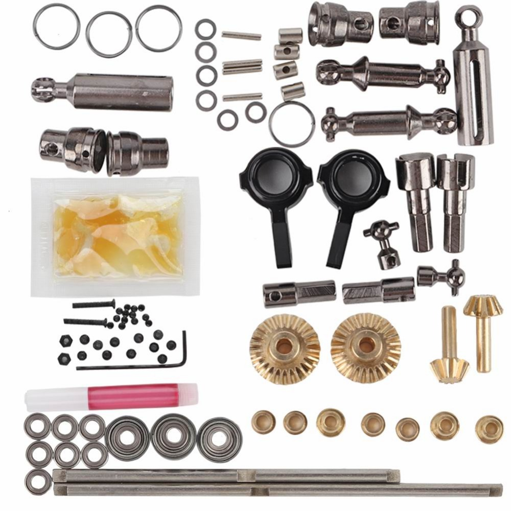 Upgrade Metal OP Accessory Set Perfect-fit For WPL RC Car B1 B14 B24 C14 C24 1/16 4WD Military Truck RC Cars Spare Part SetUpgrade Metal OP Accessory Set Perfect-fit For WPL RC Car B1 B14 B24 C14 C24 1/16 4WD Military Truck RC Cars Spare Part Set