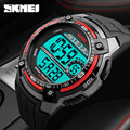 Sports Military Watches Fashion Casual Waterproof Multifunction LED Digit Watch Men Clock Digital-Watch SKMEI Mens Wristwatches
