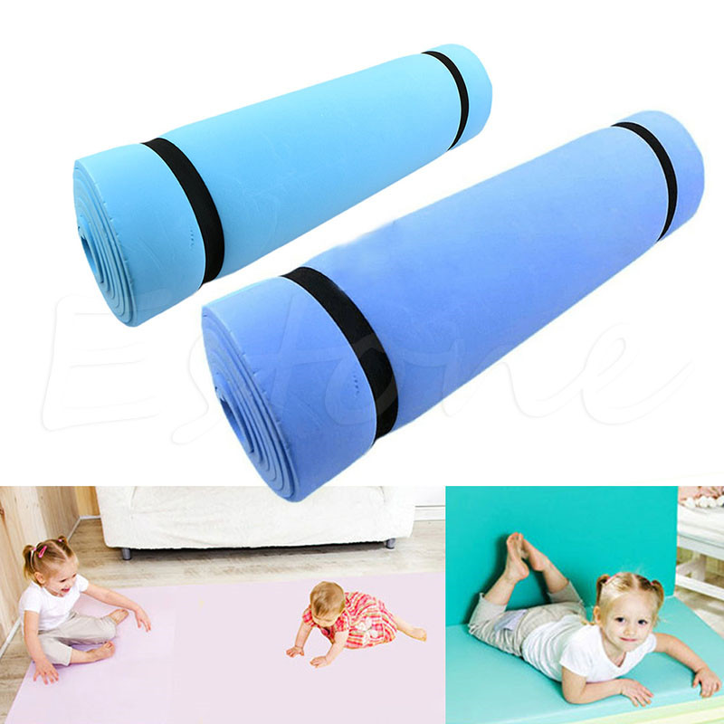 1PC New Dampproof Eco-friendly Sleeping Mattress Mat Exercise EVA Foam Yoga Pad New 2018