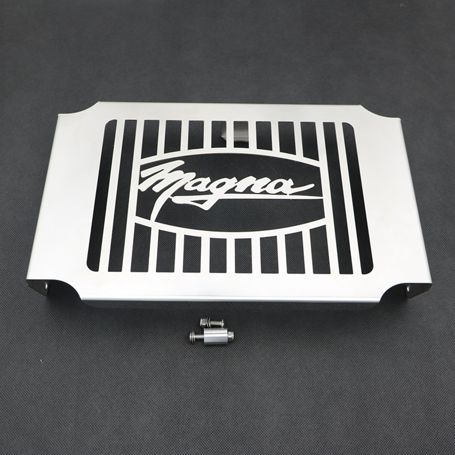Radiator Grille Guard Cover For Honda Magna VF750 1994-2003 2002 2001 2000 1999 1998 1997 1996 1995 Motor Accessories motorcycle gauge cluster speedometer for honda cb600 hornet 600 1996 2002 1997 1998 1999 2000 2001 hornet600 new
