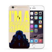 Weeknd Starboy iPhone Case
