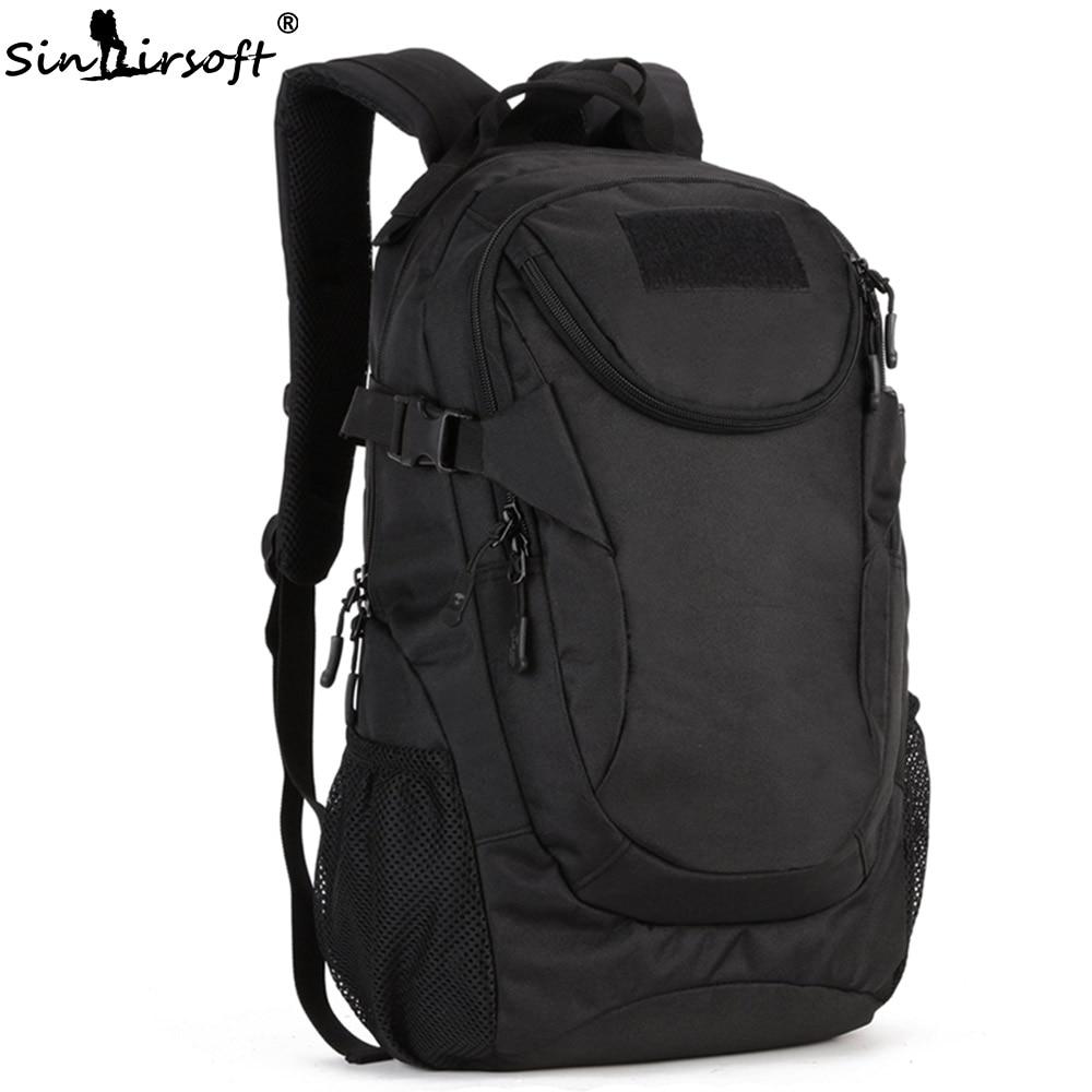 SINAIRSOFT Military Tactical Backpack Camouflage Outdoor Men Women Bags Molle Rucksack Trek Bag Waterproof Camping LY0039