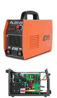 1PC ZX7 200 Full Copper Core Portable Small Household 3 2 Long Electrode Welding Inverter Dc