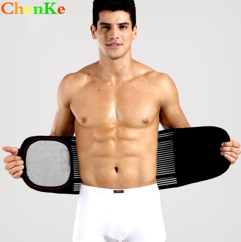 ChenKe Brand High Quality Warm Corset Men Slimming Belt Body Shaper Underwear Shapewear Slim Hot Waist Trainer Belt for Male