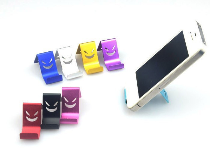 2014 newly metal mobile phone cell phone holder stand desk