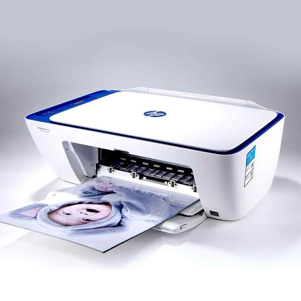 ماسح ضوئي شاومي Mijia HP DeskJet 2621 واي فاي طابعة لاسلكية نسخ 3 في 1 متعدد الوظائف 120x1200 DPI تطبيق ذكي للتحكم