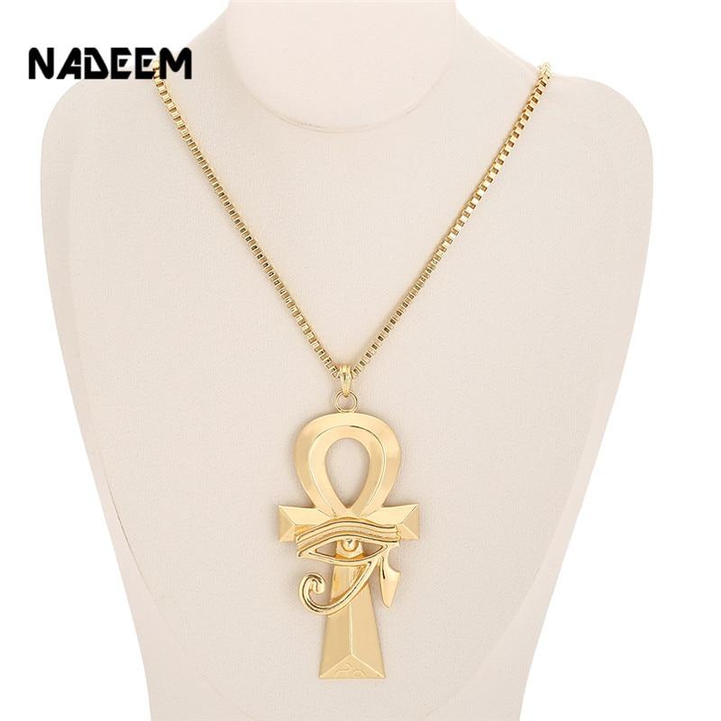 Купить новое поступление винтажное ожерелье египетского глаза святых