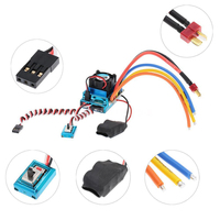 120A Sensored Brushless Speed Controller ESC For RC 1 8 1 10 1 12 Car Crawler
