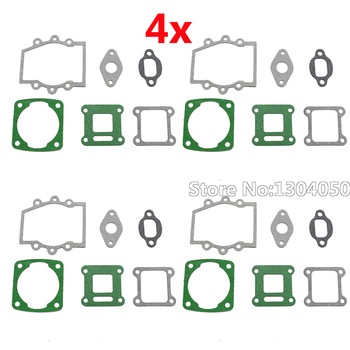 Conjunto de juntas de carburador de Motor Quad, conjunto de 4 piezas de Minimoto Mini, Scooter de bolsillo, ATV, 47cc, 49c