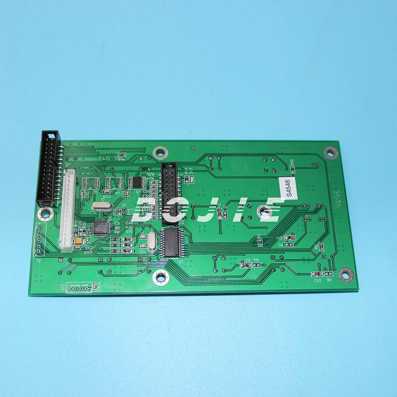Bordo del pannello di controllo per Polar stampante solventeBordo del pannello di controllo per Polar stampante solvente