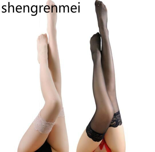 Γυναικείες Κάλτσες Δαντελωτές Σέξι εμφάνιση