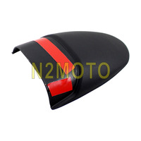 Motorcycle Black Front Fender Extension Extender for BMW F700 Mudguard Extension Wheel Protection
