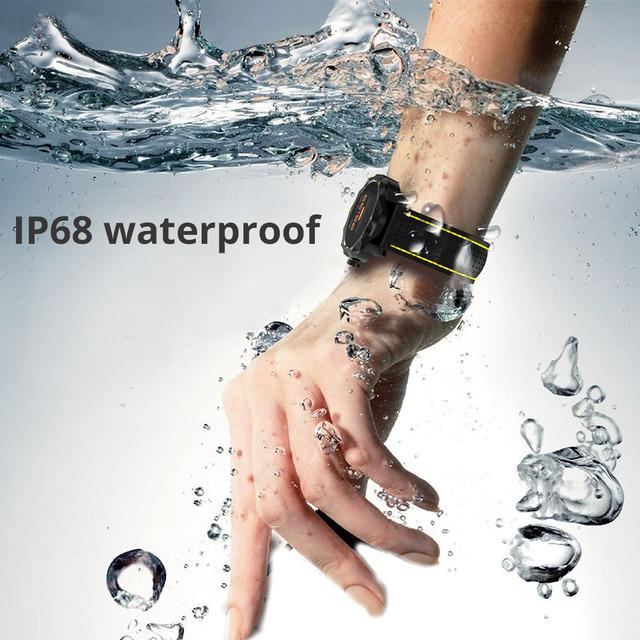 Men Smart Watch SKY 1 Heart Rate Blood Pressure Activity Fitness Tracker Smartwatch IP68 Waterproof Clock for android apple phon