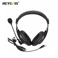 Flexible Retevis R 114 PTT MIC Earpiece Walkie Talkie Headset For Kenwood For Baofeng UV 5R Bf 888S For Retevis H777 RT5R RT22|walkie talkie headset|headset for kenwood|earpiece walkie talkies -