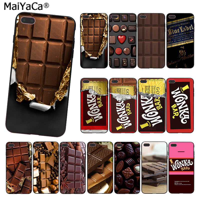 Maiyaca Willy Wonka Bar With Golden Ticket Sweet Chocolate