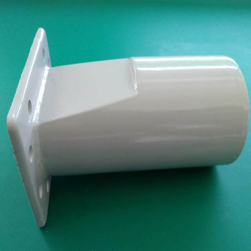 OEM ODM C Band Single Feed Horn Used With C Band LNB Project Usage