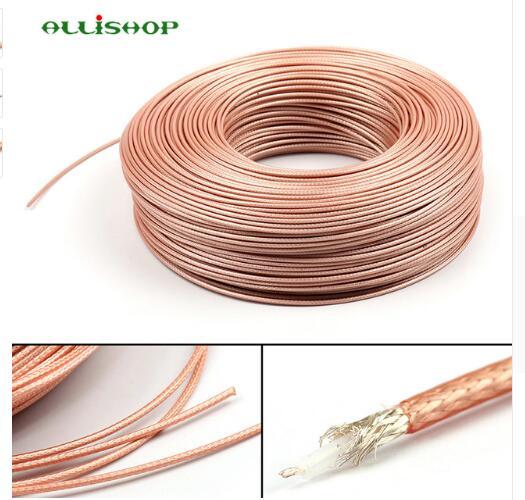 400 м RG179 кабель и 50 шт. BNC разъем