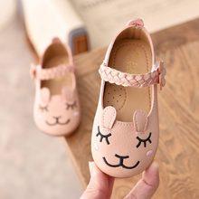 30c29a58b156b EABXZ chaussures pour Enfants Enfants Filles Princesse De la Mode Printemps  Mignon Elsa Sandales Chaussure Enfants