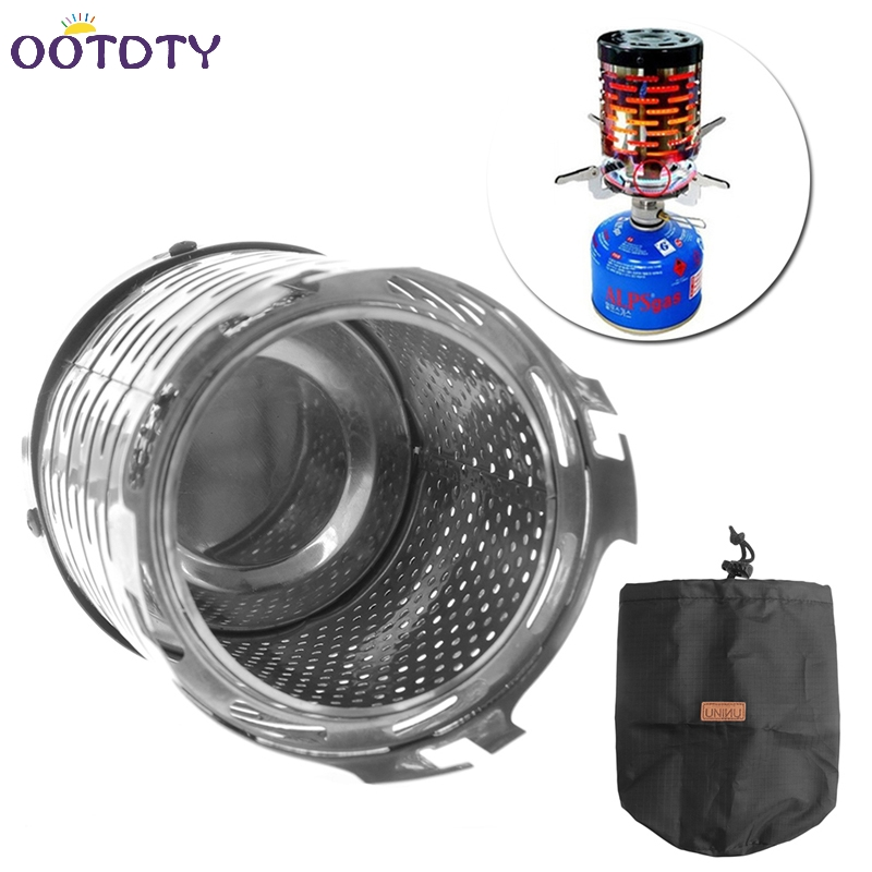 Mini Heater Spot Far Infrared Outdoor Travel Camping Equipment Warmer Heating Stove Tent Heating Cover