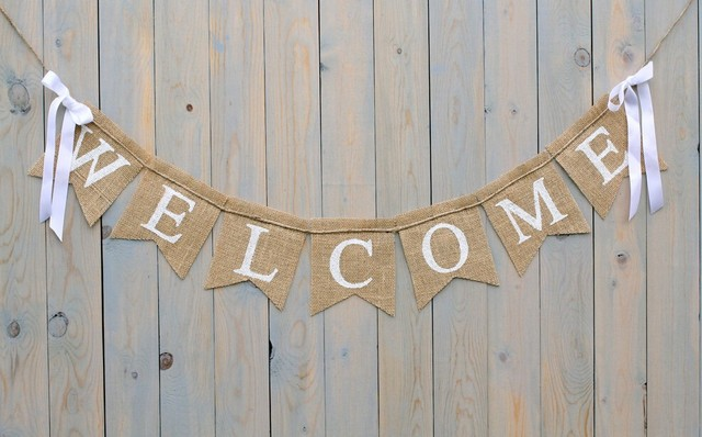 Image result for welcome bunting