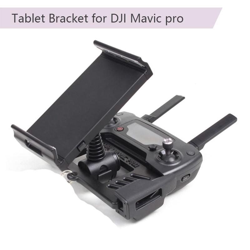 4.7-9.7in Tablet Bracket Monitor Phone Holder Mount for DJI Mavic Pro Platinum Air Mavic 2 Zoom Spark IPad Drone Accessories
