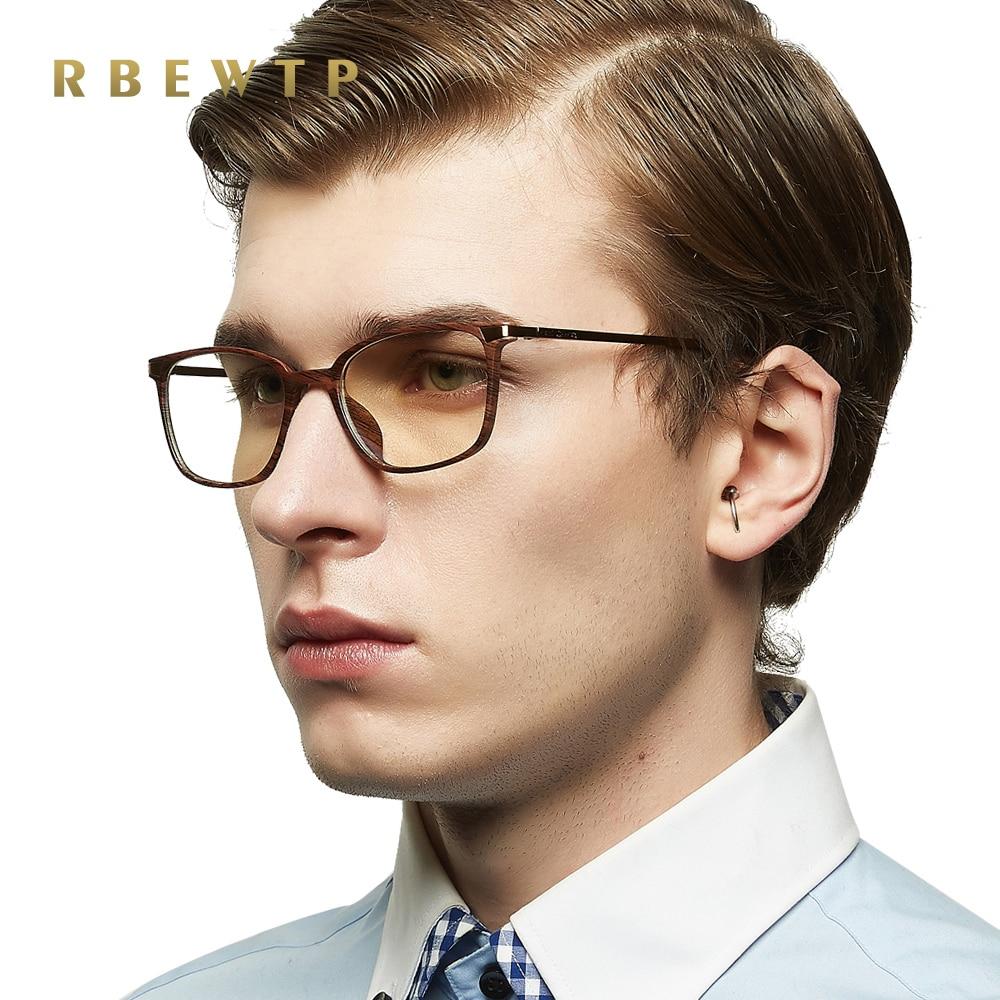 RBEWTP TR90 Anti Blue Light Blocking Glasses Reading Glasses Radiation-resistant Clear eye Computer Gaming Glasses Frame Eyewear
