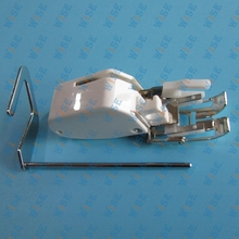 SINGER 221 FEATHERWEIGHT LOW SHANK SCREW-ON DUEL FEED WALKING FOOT PART#P60400 #10449WR+Q2