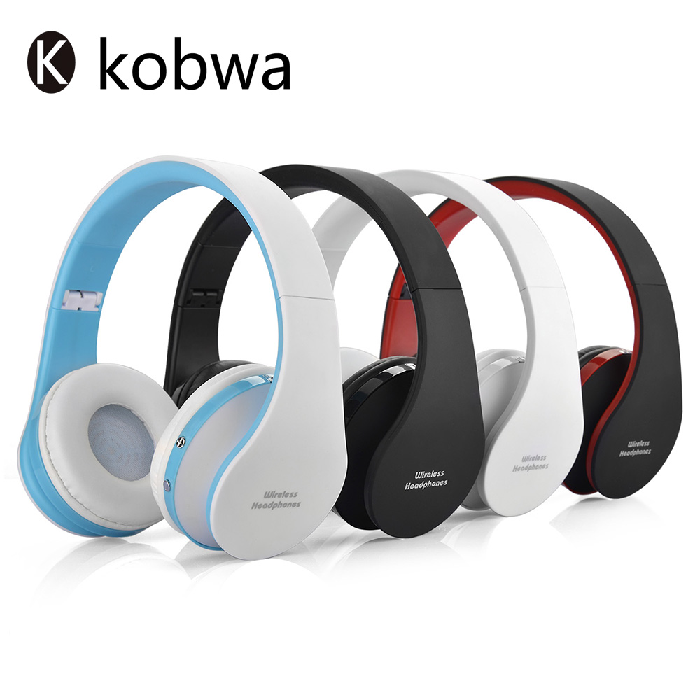 Foldable Wireless Bluetooth Headphones Sport HIFI Noise Cancelling Stereo Hands-Free With Microphone Headband Headset For Phones wireless bluetooth headset mini business headphones noise cancelling earphone hands free with microphone for iphone 7 6s samsung