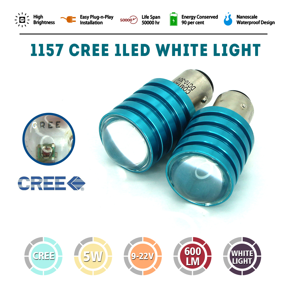 1pcs Auto LED 1157 BAY15D 1COB Concave Lens Explosion Strobe Flashing 12V  P21/5W Car Brake/Turn Signal Lamp Bulb