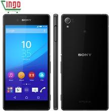 "Original Unlocked Sony Xperia Z3+ E6553 Octa Core Android 6.0 Single Sim 3GB RAM 32GB ROM Z4 5.2"" 20.7MP WIFI GPS Mobile Phone"