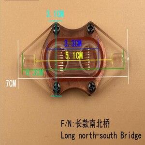 Image 5 - Beiqiao מים קירור ראש דרום צפון גשר מים קירור Waterblock עם G1/4 עבור מחשב מים קירור