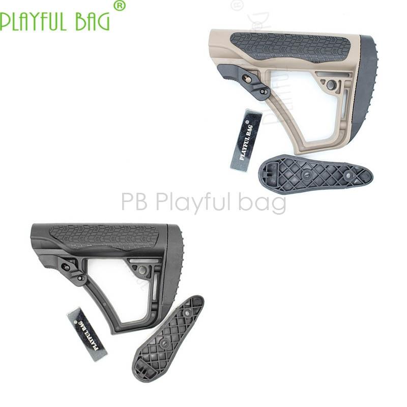 New CS kit tactical accessory Playful bag BD556 TTM LTD416 gel ball gun DD nylon butt rifle blaster fit upgrade tube KD40