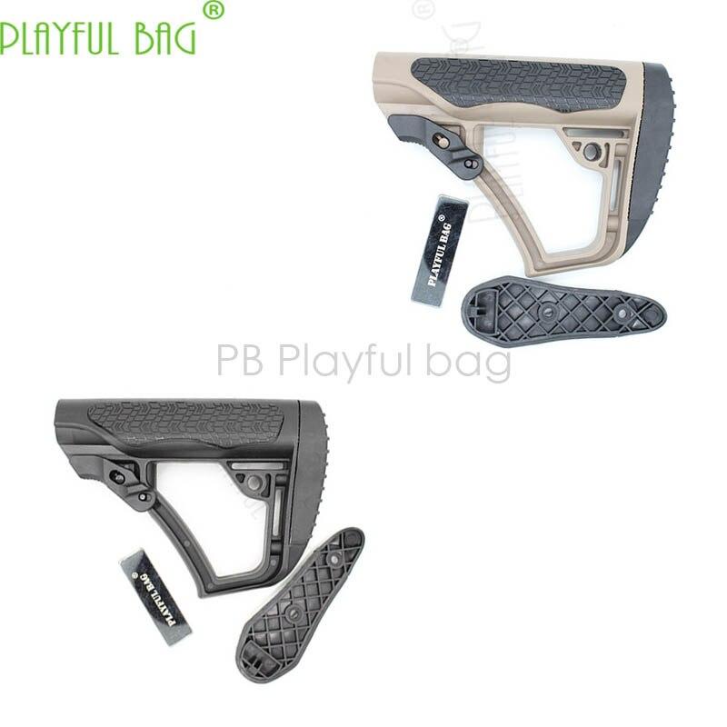 Nouveau kit CS accessoire tactique sac ludique BD556 TTM LTD416 pistolet à bille gel DD nylon fusil bout à bout blaster fit tube de mise à niveau KD40