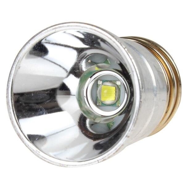 Remplacement d'ampoule de lampe de poche LED XM-L T6 LED 5 Modes pour la réparation de lampe Flash G90/G60 & 6 p/G2/G3
