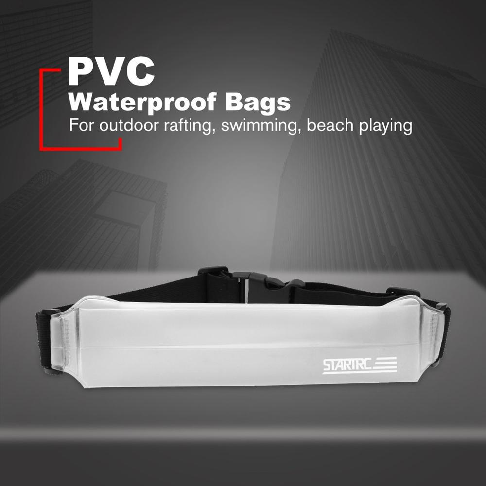 Waterproof Pouch Bag with Waist Strap for DJI OSMO Pocket OSMO Action Insta 360 ONE X EVO Action Camera Accessories in Drone Bags from Consumer Electronics