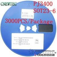 1 ЛОТ = 3000 ШТ. pj3400 dc0.9v sot23-6 к 5 в высокое качество синхронный повышающий dc/dc регулятор pj3400 чип