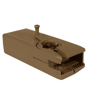 Image 5 - Outdoor Airsoft Paintball 1000 Runden Kunststoff BB Speed Loader M4 Hand Kurbel Military Utility Schnell Loader Jagd Gun Zubehör