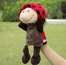 Marioneta de mano Mariquita