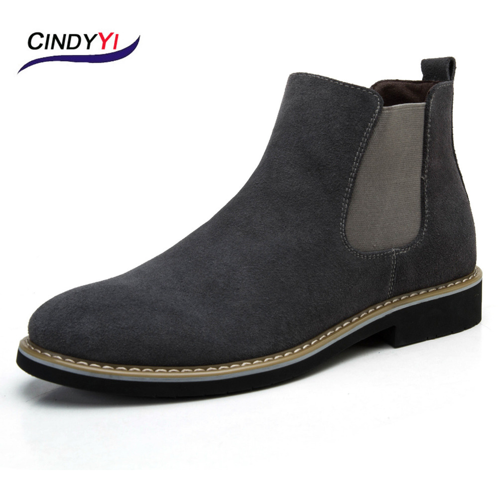 high quality stylish boots comfortable suede