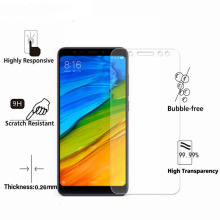 2pcs Screen Protector For Xiaomi Redmi 5 Glass Tempered for Film Plus Protective