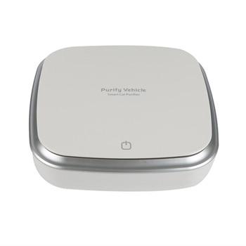 цена на Air Purifier with HEPA Filter Fresh Air Anion Car Air Purifier home Mini Air Cleaner Smoke PM2.5 Eliminator Air Purifier