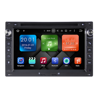 7 Android 8.0 Octa Core Autoradio Car Multimedia Stereo GPS Navigation DVD Radio Audio Head Unit Sat Nav for Peugeot 307 2003 image