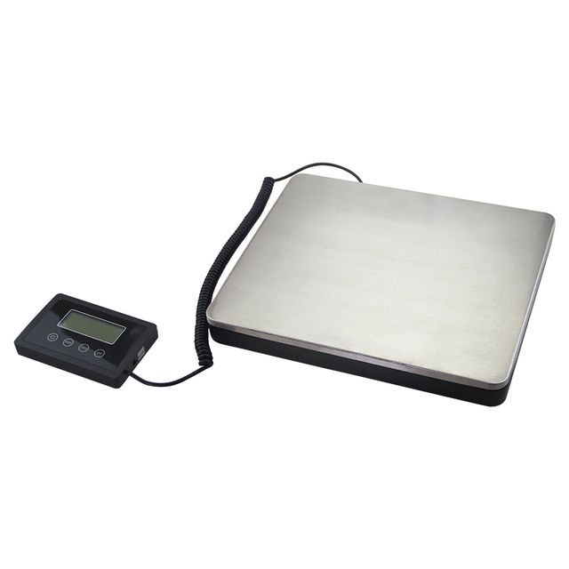 180kg*100g Pocket Electronic Balance Scales Luggage Portable Digital  Weighing Tools LCD Display Stainless Steel Platform