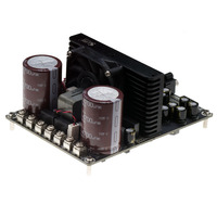 1000W Class D power amplifier Single channel 1000W digital amplifier IRS2092 high feedback Subwoofer amplifier board