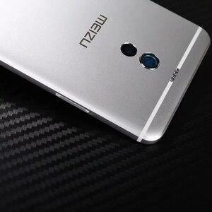 Image 4 - שיכון מקורי עבור Meilan הערה 6 סוללה חזרה כיסוי 5.5 אינץ מתכת טלפון נייד החלפת חלקי מקרה לmeizu M6 הערה M721H