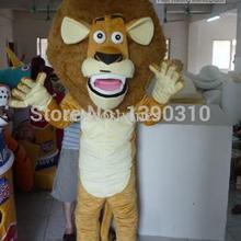 5f717f438 AIWEIXIN cutom funny big brown lion Mascot Costume Character Halloween