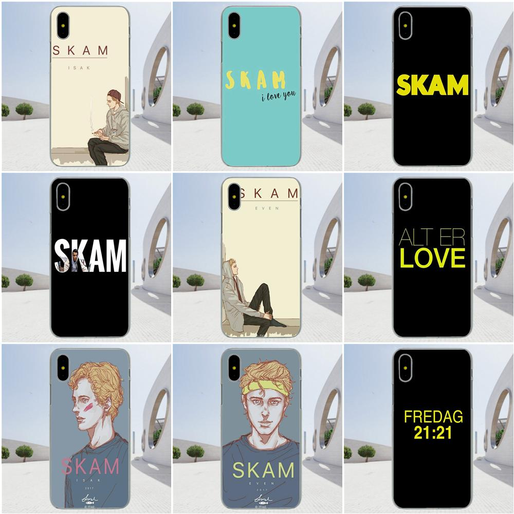 100% Quality For Galaxy A3 A5 A7 On5 On7 2015 2016 2017 Grand Alpha G850 Core2 Prime S2 I9082 Tpu Pattern Case Cover Norwegian Tv Skam To Be Renowned Both At Home And Abroad For Exquisite Workmanship, Skillful Knitting And Elegant Design