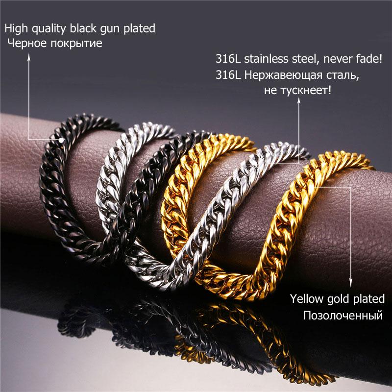 Zibborcom Miami Cuban Chains For Men Hip Hop Jewelry Wholesale